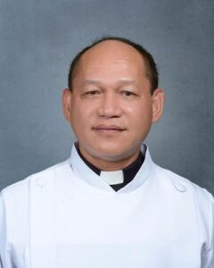 Photo of Fr. Romil Aperocho
