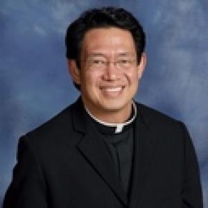 Photo of Fr. Kenny Aquino