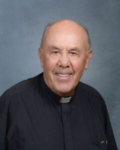 Photo of Fr. Larry Olszewski