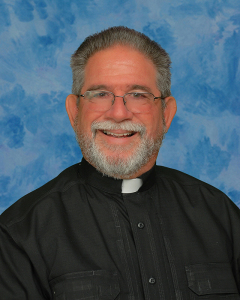 Photo of Fr. Matthew Mello