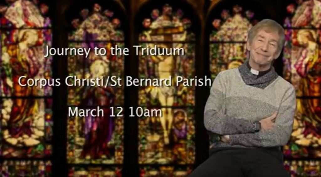 Fr Dan's Invitation