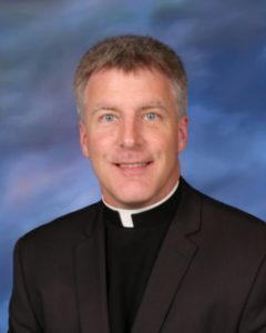 Photo of Rev. Patrick O'Loughlin