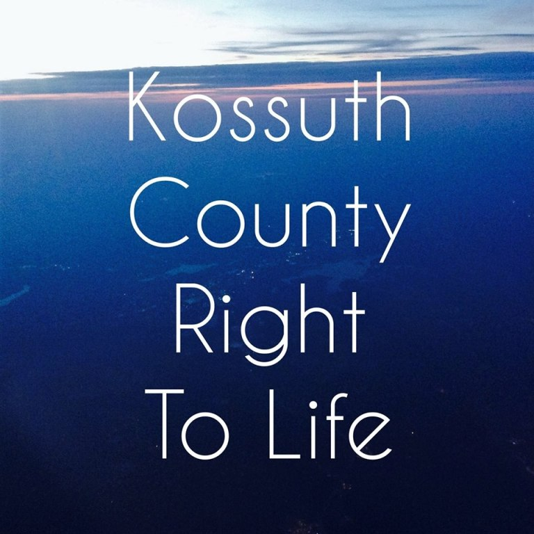 Kossuth County Right To Life