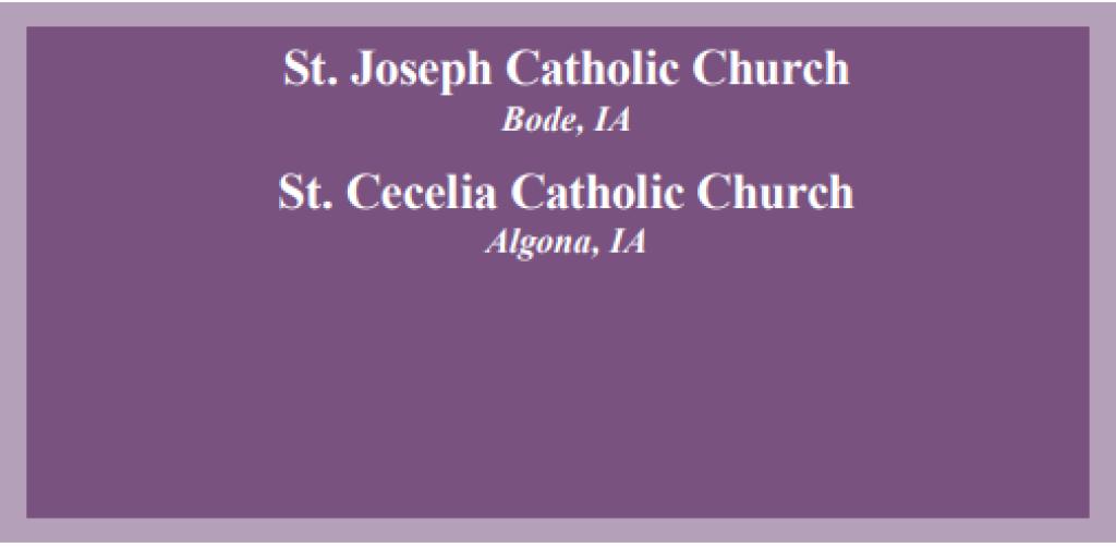 Easter Vigil Mass Sites 2021