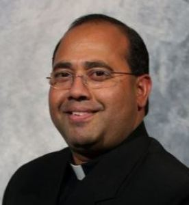Photo of Rev. Fr. Sunny Dominic