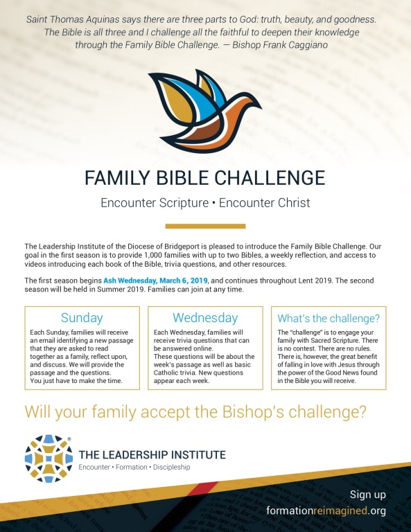 Family Bible Challenge