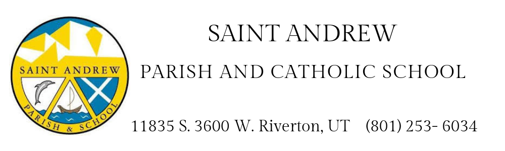 Saint Andrew Parish | Riverton Utah