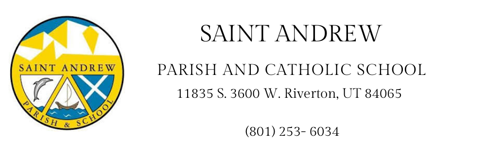 Saint Andrew Parish | Riverton Utah