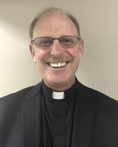 Photo of Very Reverend James Marshall