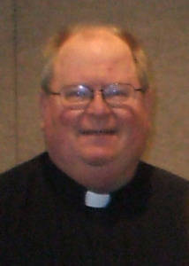 Photo of Rev. Mark Heuberger