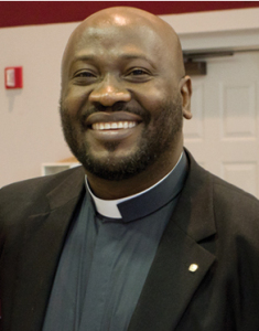 Photo of Rev. Anthonio Jean