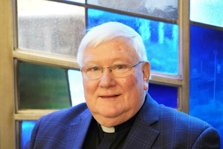 Photo of Fr. Paul Rosing