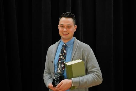 Photo of Mr. Nick Fiedler