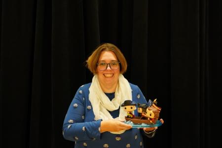 Photo of Mrs. Heather Hawk Frank