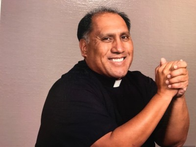 Photo of Father Carlos Alvarez