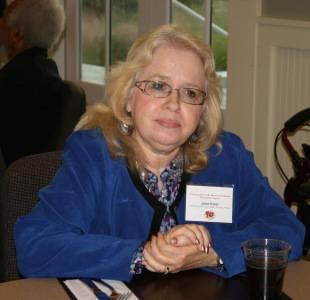 Photo of Mrs Jane Etzel