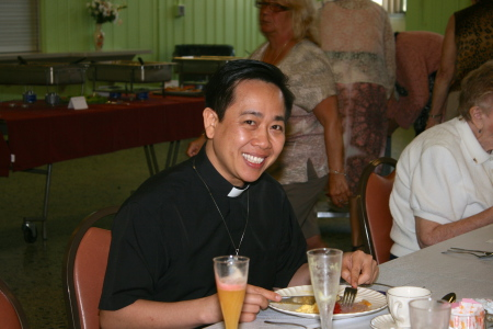 Photo of Father Peter Tuong Nguyen, SSS