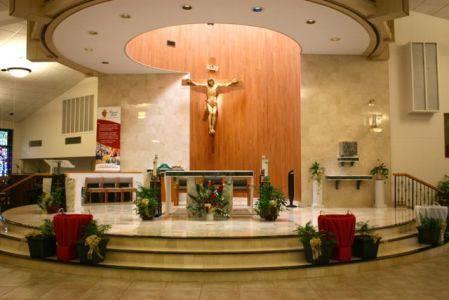 St Vincent De Paul Roman Catholic Church - Holiday Florida