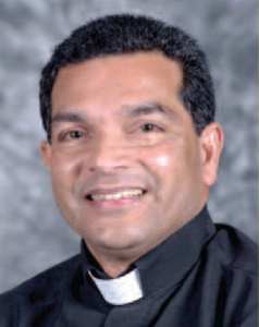 Photo of Father Benny A. Chacko