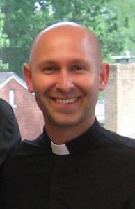 Photo of Father Alex Zenthoefer