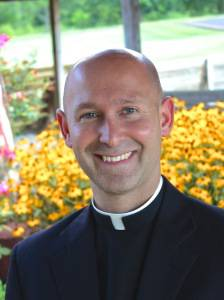 Photo of Father Alex Zenthoefer