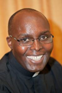 Photo of Father Bernard Kiratu