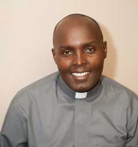 Photo of Father Bernard Kiratu