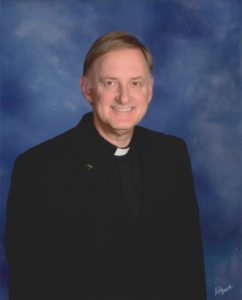 Photo of Father Brian Fier