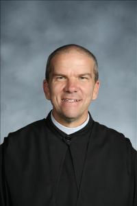 Photo of Fr. Aidan McDermott, OSB