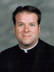 Photo of Fr. Andrew Fisher