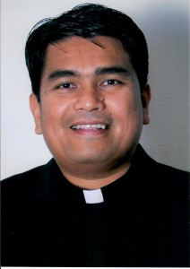 Photo of Father Reynald Evangelista
