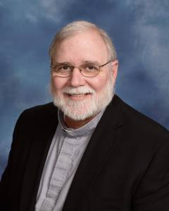 Photo of Deacon Chris Seago