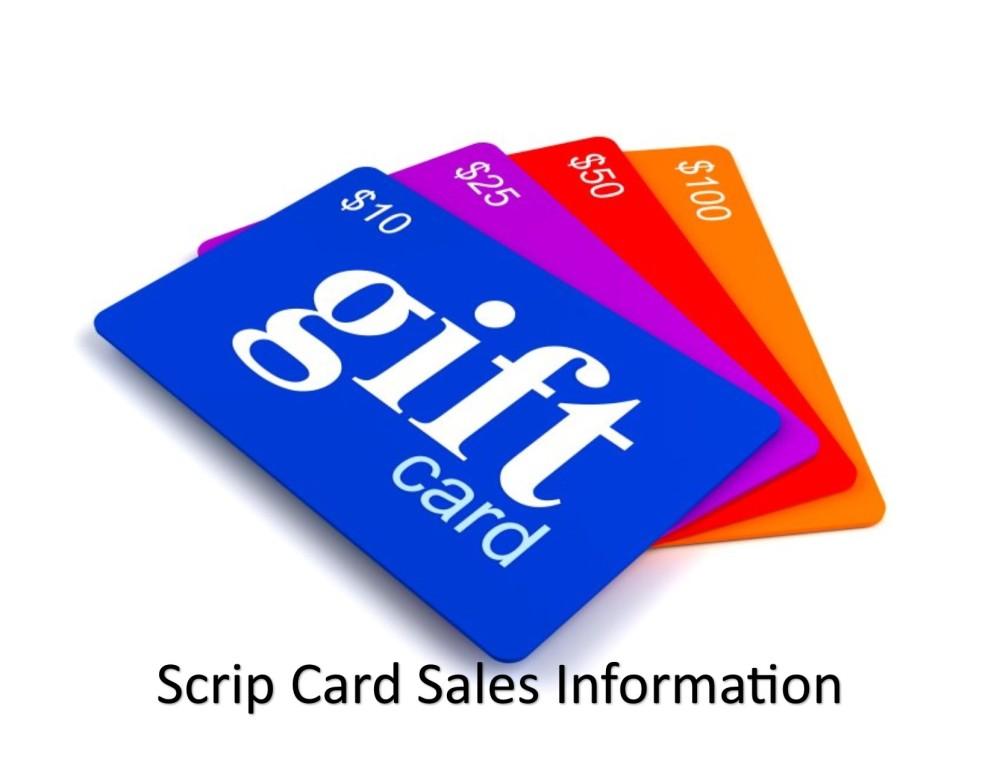 Scrip Card Link