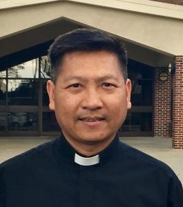 Photo of Fr. Joseph M. Tran