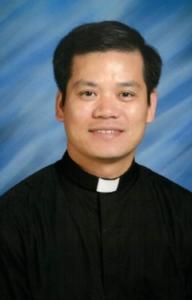 Photo of Fr. Francis Nguyen