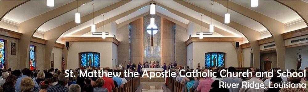St. Matthew the Apostle Catholic Church