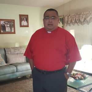 Photo of Father David Vargas