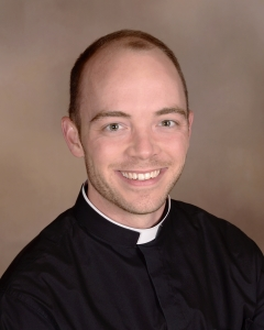 Photo of Fr. Tyler Tenbarge
