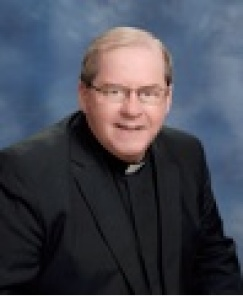 Photo of Msgr. Thomas Baxter