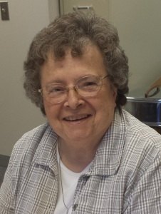 Photo of Sr. Elaine Mackey, RSM