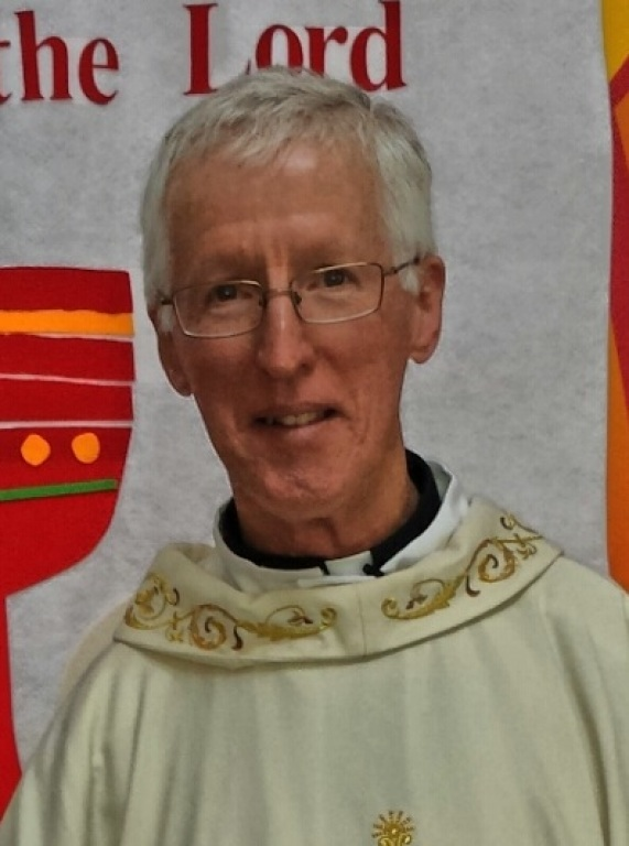 Fr Brian Kennedy, Pastor