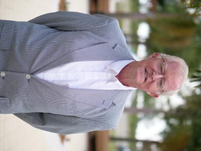 Photo of Deacon Rick Broderick