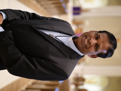 Photo of Rev. John Britto Antony C.S.C