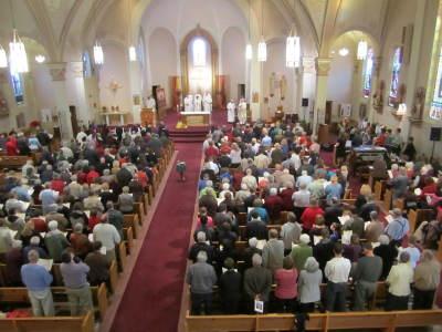 St  Katharine Drexel Parish ~ Parroquia Santa Katharine Drexel