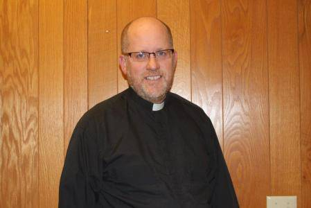 Photo of Father Michael Erwin