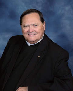 Photo of Rev. Donald Wolford