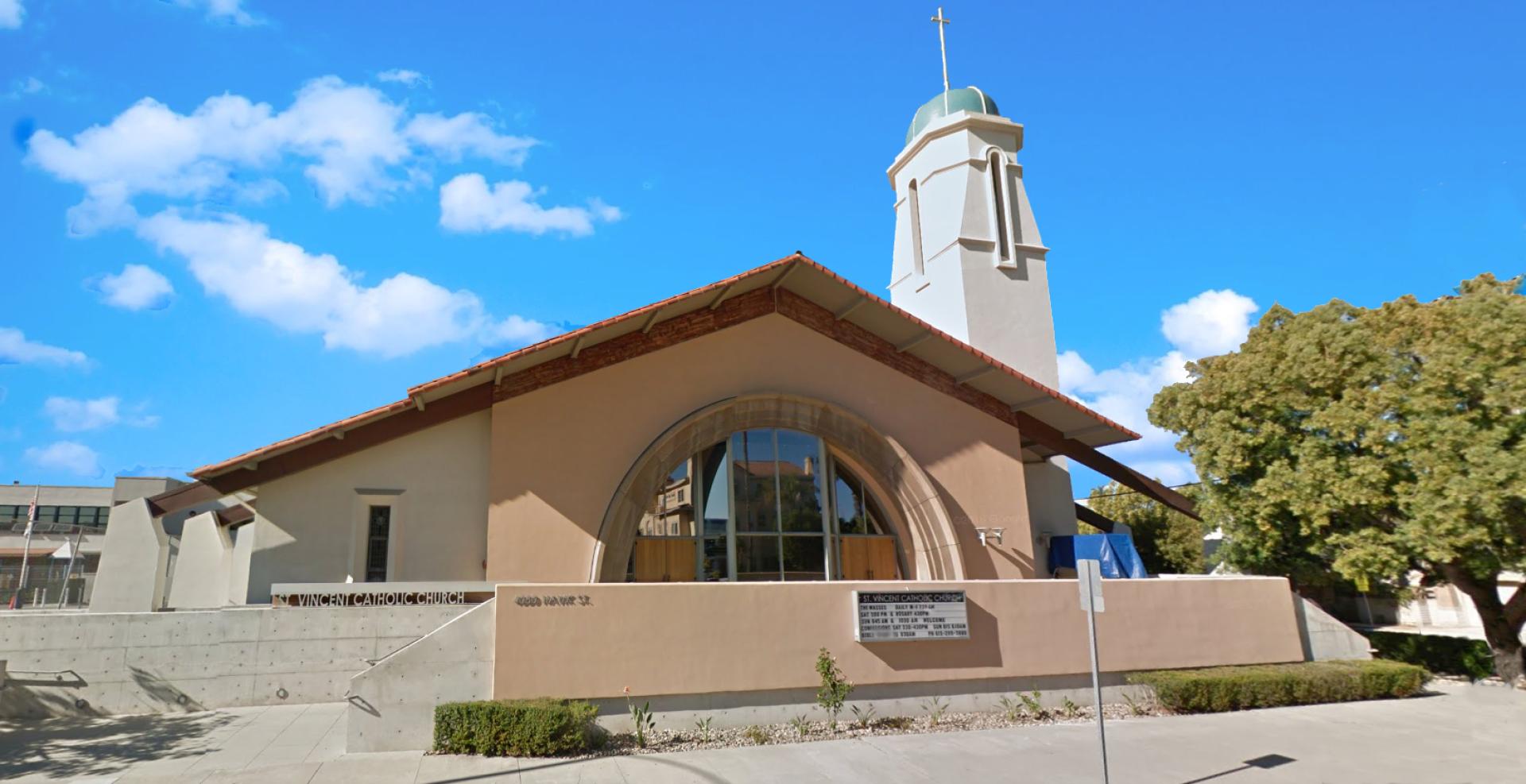 St vincent convent school
