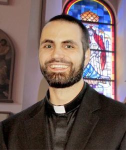 Photo of Fr. Alex De Paulis