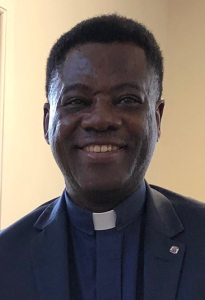 Photo of Rev. Francis Amponsah