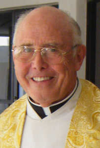 Photo of Msgr. David Page